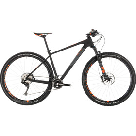 Cube Reaction C:62 Race MTB Hardtail black